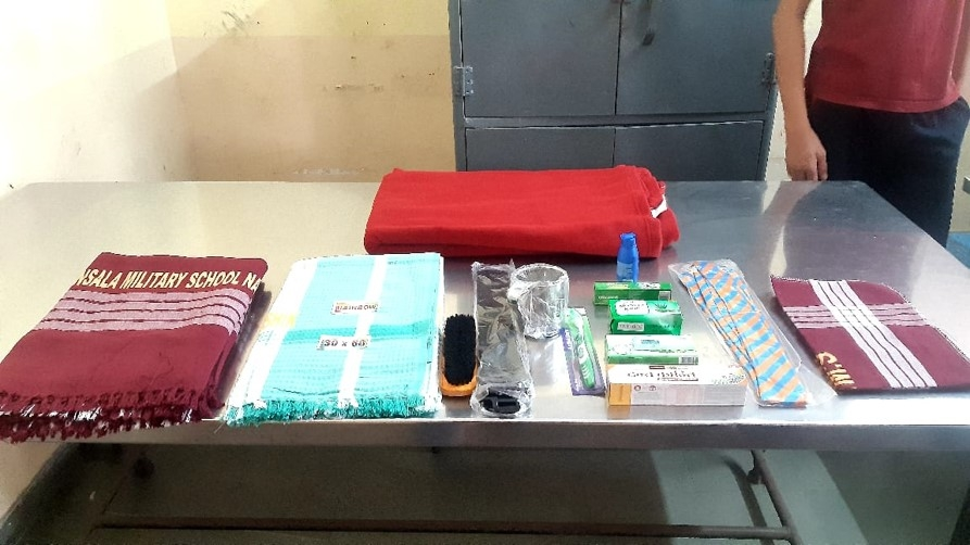 ITEMS ISSUED TO THE RAMDANDEES_1
