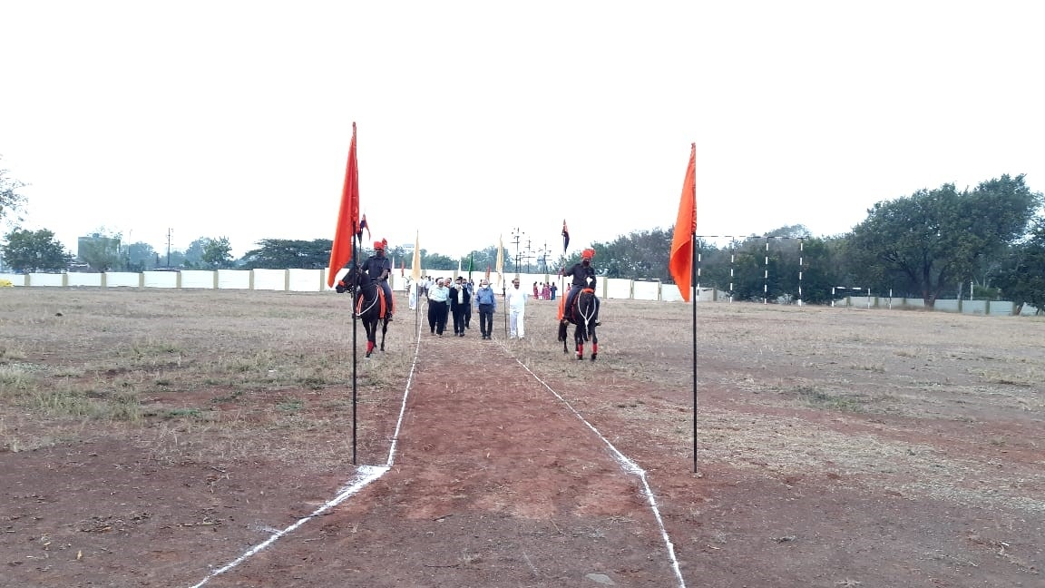 NEW WALL CONSTRUCTED AT THE PARADE GROUND_1