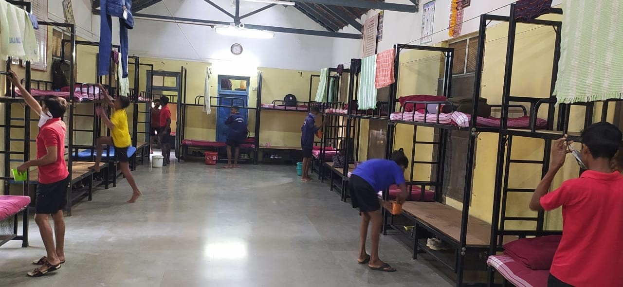 PERIODIC SANITIZING  OF PERSONNEL ITEMS_1