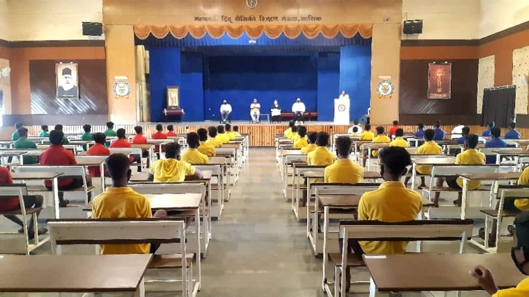 SWAMI VIVEKANANDA ANNVERSARY  CELEBRATED IN THE SCHOOL_1